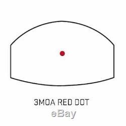 Sig Sauer ROMEO3 Reflex Sight 1X25mm 3MOA Red Dot SOR31002 Graphite New