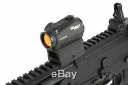 Sig Sauer ROMEO5 Compact Red Dot Sight, 1x20mm, 0.5 MOA, 2 MOA Red Dot SOR52001