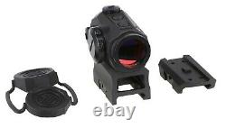 Sig Sauer ROMEO5 Red Dot Sight, 2 MOA Red Dot with JULIET3 3X Magnifier Combo