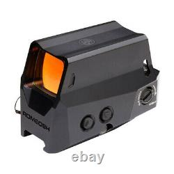 Sig Sauer ROMEO8H Red Dot Sight Ballistic Circle Dot 0.5 MOA Black SOR81001