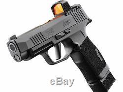 Sig Sauer ROMEO ZERO Reflex Red Dot Sight, 1X18MM 6 MOA, Black