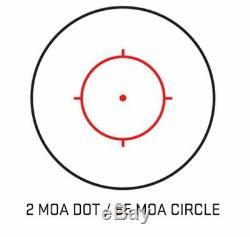 Sig Sauer Romeo4M Red Dot 1x20mm M-Spec. 5MOA SOR41301 Red Dot Sight