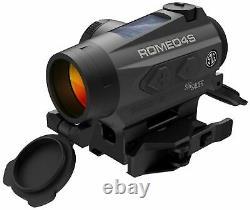Sig Sauer Romeo4S Red Dot Sight Scope Ballistic Circle Plex 0.5 MOA SOR43022