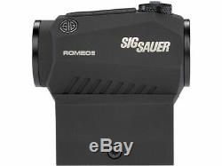 Sig Sauer Romeo 5 1x20mm 2 MOA Red Dot Sight SOR52001