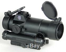 Sig Sauer Romeo 7 Red Dot Sight 1x30mm 3 MOA Dot Reticle SOR71001