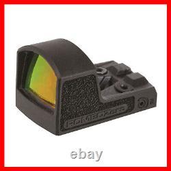 Sig Sauer Romeo Zero 3 Moa Micro Red Dot Sor01300 Reflex Sight Black