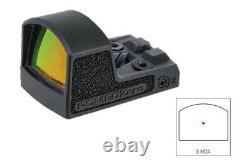 Sig Sauer Romeo Zero Reflex Sight 3 MOA Red Dot Black SOR01300