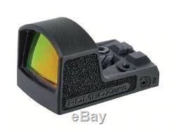 Sig Sauer SOR01600 Romeo0 Fits P365 XL 6 MOA Red Dot RMR Sight Black Zero