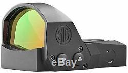 Sig Sauer SOR1P100 Romeo1Pro 3 MOA Reflex Red Dot Sight Romeo 1 Pro