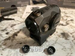 Sig Sauer SOR50000 Romeo5 1x20mm Compact 2 Moa Red Dot Sight Black