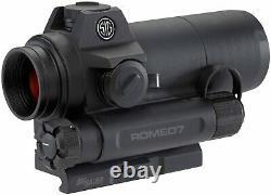 Sig Sauer SOR71001 Romeo 7 Red Dot 3 MOA Rail Gun Scope Open Box