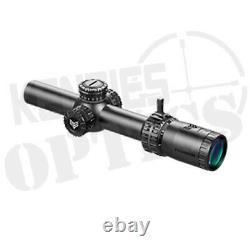 Swampfox Arrowhead 1-10x24mm Scope Red Guerrilla Dot MOA Reticle ARH11024-M