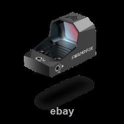 Swampfox Optics Sentinel 1×16 Ultra Micro Red Dot Sight 3 MOA RMSc Ambient Bri