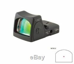 TRIJICON RMR Type 2 3.25 MOA Red Dot Sight RMO6-C-700672 With Hard Case
