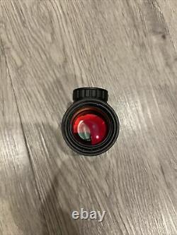 Trijicon 1x25mm MRO 2.0 MOA Red Dot Sight & High Mount Black MRO-C-22000006