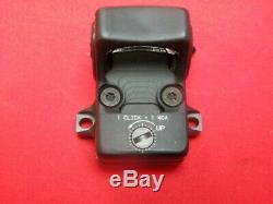 Trijicon 700672 RMR Type 2 Rm06 3.25 MOA Adjustable LED Red Dot Sight