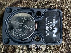 Trijicon Adjustable LED RMR Type 2 Black 6.5 MOA RM07-C-700717 Red Dot Sight