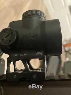 Trijicon MRO 2.0 MOA Adjustable Red Dot Sight MROC2200005