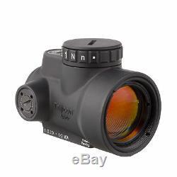 Trijicon MRO 2.0 MOA Red Dot 1X 25 Black MRO-C-2200003