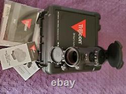 Trijicon MRO Patrol Red Dot 1X 25 Black with Full Co-Witness Mount 2 MOA