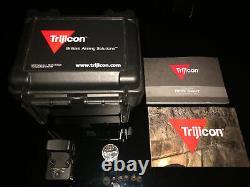 Trijicon RM01-70000 RMR 3.25 MOA LED Red Dot Sight Black