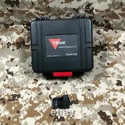 Trijicon RM01-C-700600 RMR Type 2 3.25 MOA LED Red Dot Sight Black