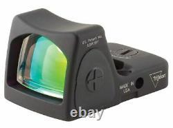 Trijicon RM09-C-700742 RMR Type 2 Adjustable LED Red Dot Sight (1.0 MOA Dot)