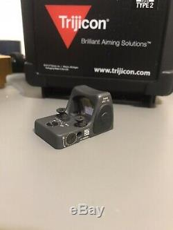 Trijicon RMR 700694 RM06 Type 2 3.25 MOA Sniper Gray Red Dot