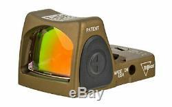 Trijicon RMR Adjustable (LED) Sight 3.25 MOA Red Dot, 700780