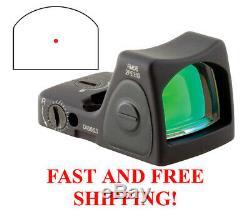 Trijicon RMR RM06 3.25 MOA Adjustable LED Red Dot Reflex Sight #700039 Type 1