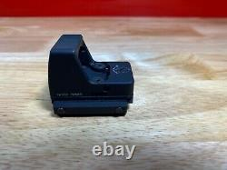 Trijicon RMR Red Dot Sight RM02-C-700608 6.5 MOA Red Dot, Picatinny Low Mount