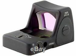 Trijicon RMR Sight Adjustable LED 3.25 MOA Red Dot Sight, Black RM06 700039