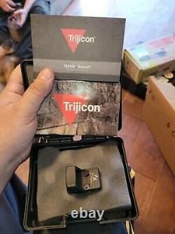 Trijicon RMR TYPE-2 HRS 3.25 MOA Red Dot Sight, RM06 C-700039
