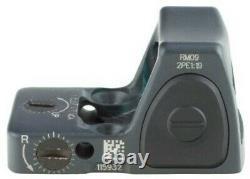 Trijicon RMR Type 2 Adjust LED Reflex Red Dot Sight (1.0 MOA) RM09-C-700743