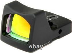 Trijicon RMR Type 2 Adjustable LED 3.25 MOA Reflex Red Dot Sight RM01-C-700600