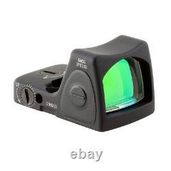 Trijicon RMR Type 2 Adjustable LED Sight 1.0 MOA Red Dot Black RM09-C-700742