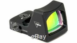 Trijicon RMR Type 2 LED Sight 3.25 MOA Red Dot Reticle Black RM01-C-700600