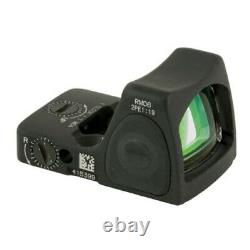 Trijicon RMR Type 2 RM06 3.25 MOA Adjustable LED Red Dot Sight RM06-C-700672