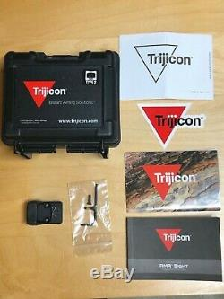 Trijicon RMR Type 2 Red Dot Sight, 3.25 MOA Red Dot, Adjustable, RM06-C-700672
