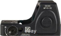 Trijicon RMRcc Sight Adjustable LED 3.25 MOA Red Dot Sight CC06-C-3100001