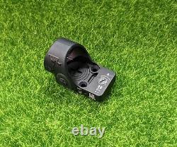 Trijicon SRO, 1 MOA Adjustable LED Red Dot Sight, Black SRO1-C-2500001