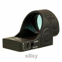 Trijicon SRO Red Dot Sight 5.0 MOA Specialized Reflex Optic (SRO3-C-2500003)