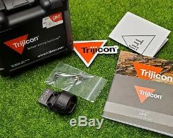 Trijicon SRO Sight 2.5 MOA Adjustable LED Reflex Red Dot Sight SRO2-C-2500002