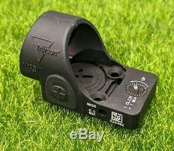 Trijicon SRO Sight 5.0 MOA Adjustable LED Reflex Red Dot Sight SRO3-C-2500003