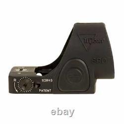 Trijicon SRO Sight Adjustable LED 2.5 MOA Red Dot SRO2-C-2500002