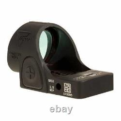 Trijicon SRO Sight Adjustable LED 5.0 MOA Red Dot SRO3-C-2500003