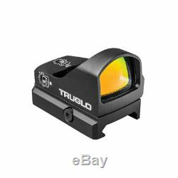 Truglo Tru-Tec Micro Sub-Compact 3 MOA Open Red-Dot Sight Tg8100b