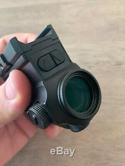 USED Vortex Sparc AR 2 MOA Red Dot Sight Optic