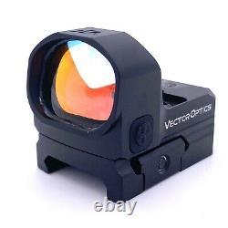 Vector Optics Frenzy Red Dot Pistol Sight Waterproof 1X20X28 3 MOA Dot SCRD-35