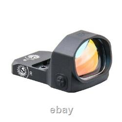 Vector Optics Frenzy Red Dot Pistol Sight Waterproof 1X20X28 6 MOA Dot SCRD-40